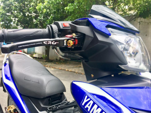 Exciter 150 Movistar do nhe cua biker Quang Ngai