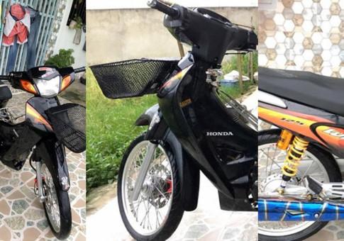 Future 2 do an tuong voi phien ban lot xac Wave 125i