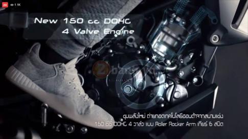 Honda CB150R Exmotion 2017 ABS chinh thuc duoc ra mat voi gia 71 trieu dong