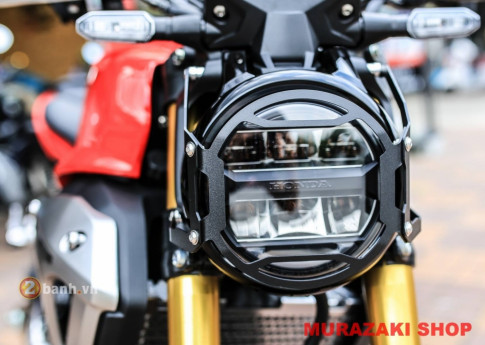 Honda CB150R Exmotion 2017 phien ban H2C day an tuong cua biker Thai