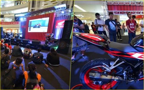 Honda CBR150R phien ban do duoc ban voi gia 73 trieu dong