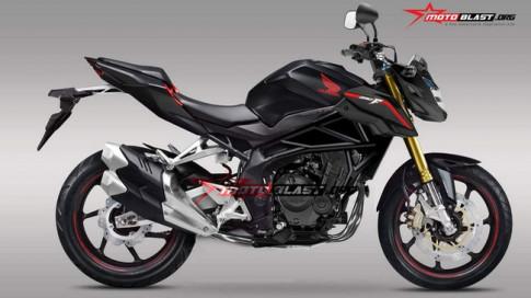 Honda CBR250RR se ra mat phien ban naked, doi thu truc tiep voi Yamaha MT-03