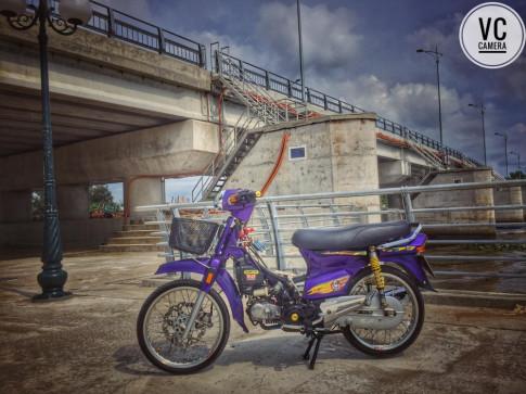 Honda Dream voi phien ban day ngot ngao va tam huyet