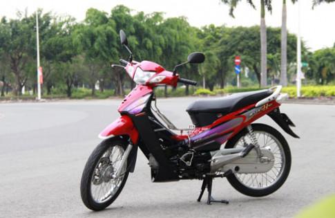 Honda Future II 2004 Van co gia 30 trieu