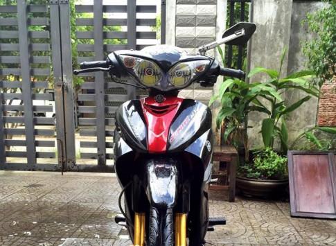 Jupiter 110 do kieng nhe nhang vuot thoi dai cua biker Hue