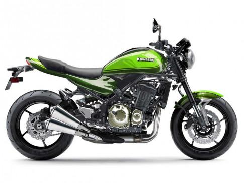 Kawasaki chuan bi ra mat Z900RS theo phong cach hoai co