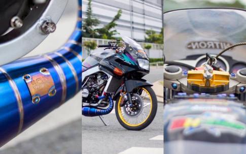 Kawasaki Kips do buc pha voi 200 trieu cua Biker tre Viet