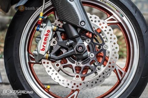 Kawasaki Z1000 2009 sự trở lại đầy ấn tượng