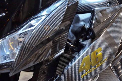 Kawasaki Z1000 độ hoàn thiện cùng lớp áo chiến binh Samurai Carbon