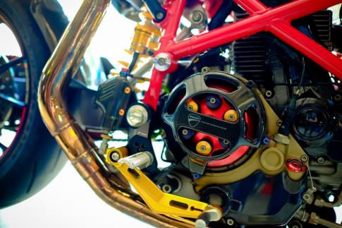 Kẻ mệnh danh 'King of Street' Ducati Hypermotard 1100 SP