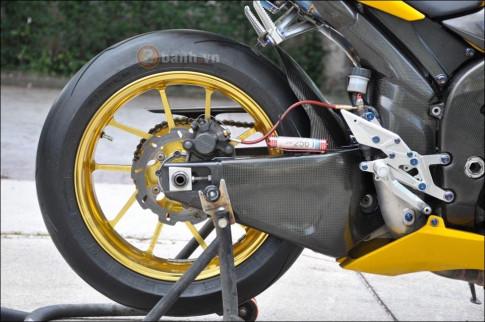 'Mãnh thú' Yamaha R1 2007 mạnh mẽ theo thời gian