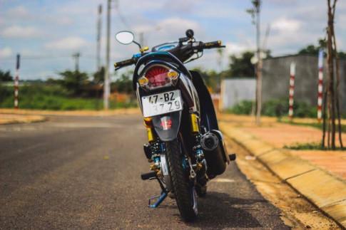 Sirius Sơn Tem Đấu Chuyển Màu Của Một Biker Sirius Daklak