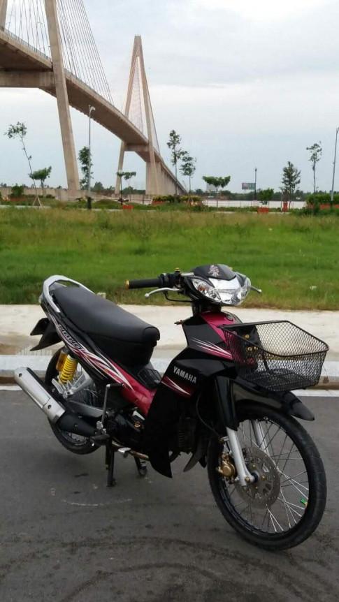 Sirius Spark Nano den tu mot Biker Sirius Tien Giang mien Tay song nuoc