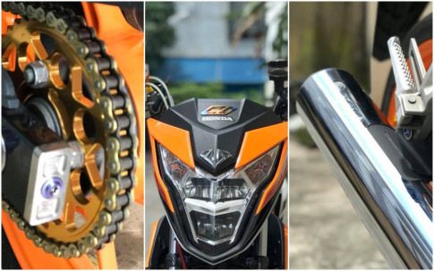 Sonic 150 do kieng dam chat the thao trong bo canh Repsol
