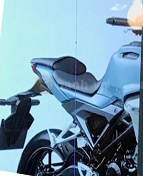 Tiếp tục lộ hình ảnh của Honda 150SS Racer