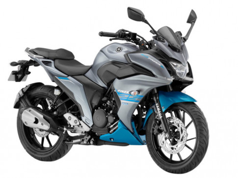 Trinh lang moto duòng truòng Yamaha Fazer 250cc 2017 giá vùa túi