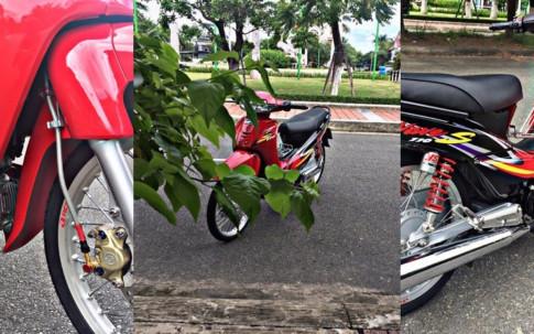 Wave 110s do day cung cap cua mot Biker Da Nang