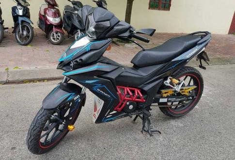 Winner 150 do kieng nhe nhang voi gia ban 33 trieu cua biker Bac Ninh
