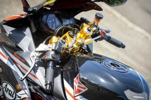 Yamaha R3 ban nang cap day hieu nang va an tuong cua biker Dai Loan