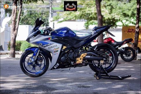 Yamaha R3 độ nhẹ nhàng xứng tầm mẫu Sport City