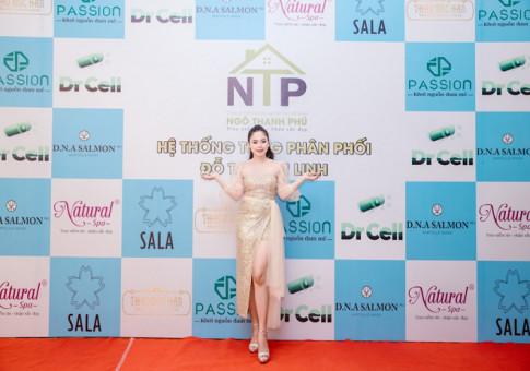 Anh Linh – nu CEO 28 tuoi tai nang cua thuong hieu my pham Dr Cell