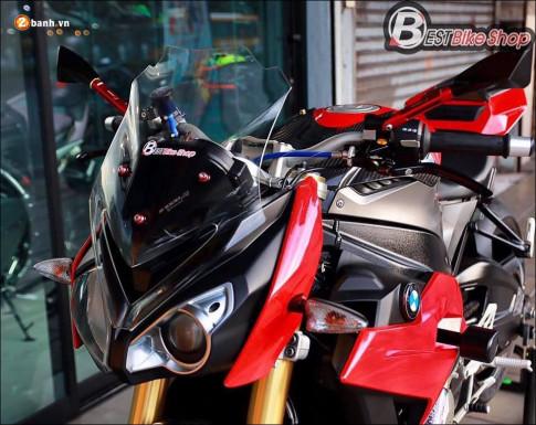 BMW S1000R Chien binh Nakedbike dung nghia 'manh me nhung de thuan'