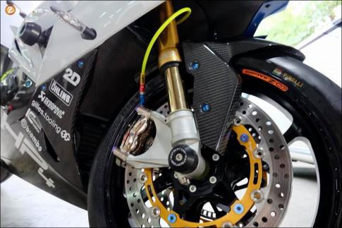 BMW S1000RR ban nang cap dep khong tuong tu JC Superbike