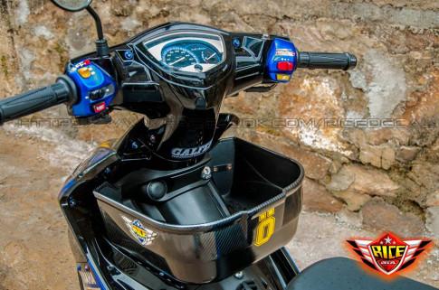 Bộ ảnh Exciter 135 độ mang hơi hướng xe Thái khác biệt