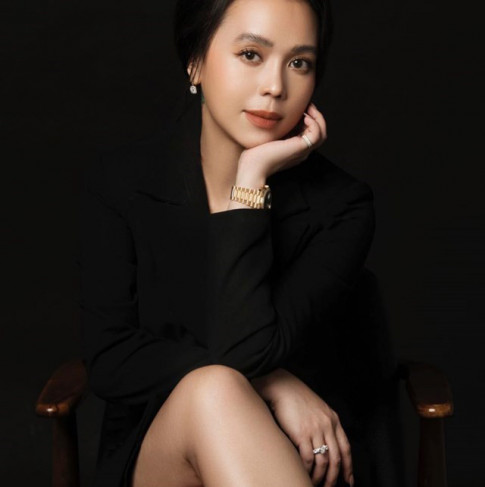 CEO Hau Nguyen: Hanh phuc khong phai la su noi tieng ma la tiep lua, truyen dam me