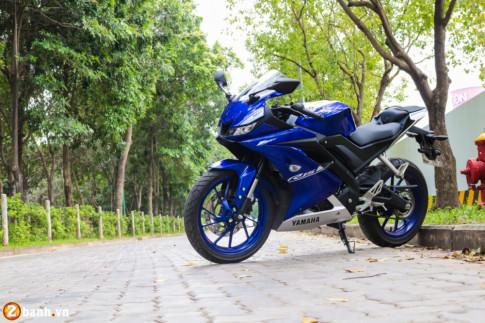 Danh gia Yamaha R15 All New - mau Sportbike co nho hoan hao cho nhu cau di lai hang ngay