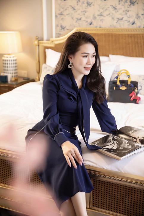 "Doanh nhan Le Thi Loan: ""Kinh doanh my pham mang lai cho toi nhieu thu hon tien bac"""