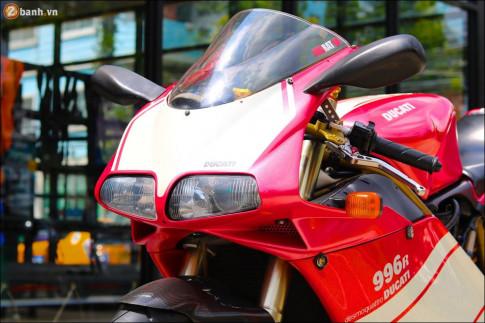 Ducati 996 'Hồi sinh huyền thoại' trong làng PKL đương đại