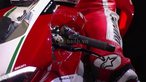 Ducati Panigale V4 Speciale Phien ban Limited cua Panigale V4