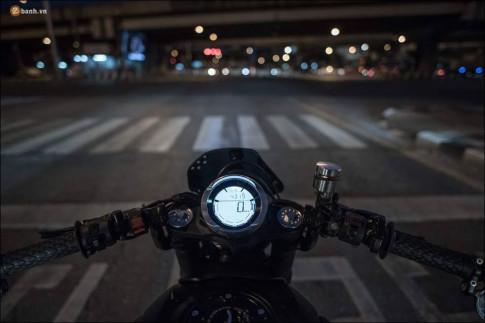 Ducati Scrambler Racer chien binh so 3 luc luong trong man dem huyen ao