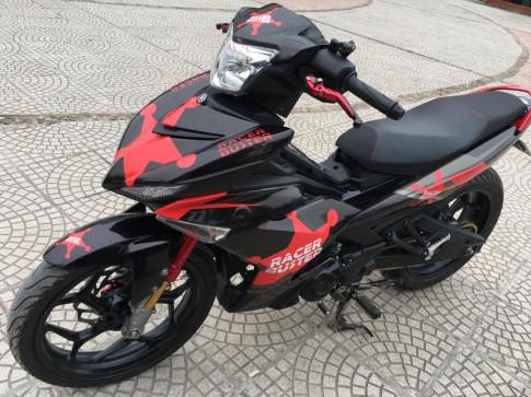 Exciter 150 độ khoe mông trá hình của biker Thái Nguyên