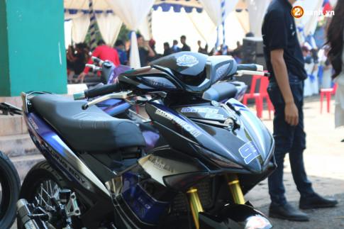Exciter 150 do kieng ' hut hon ' moi anh nhin cua biker Binh Phuoc
