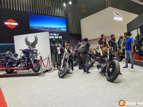 Harley-Davidson trinh lang hang loat xe moi lan dau tien co mat tai Viet Nam