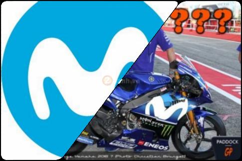 Hinh anh Yamaha M1 2018 voi Movistar 2018 hoan toan moi tiep tuc xuat hien