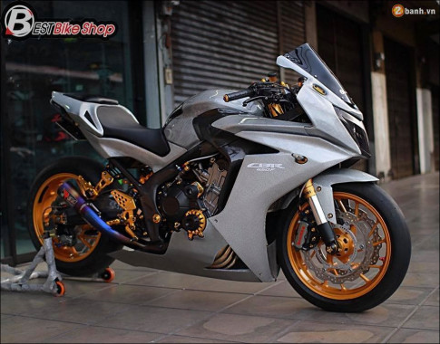 Honda CBR650F dep rang ngoi qua ban do full option