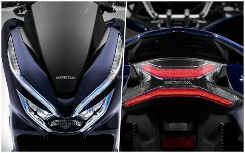 Honda PCX 2018 lan dau tien ap dung cong nghe Hybrid