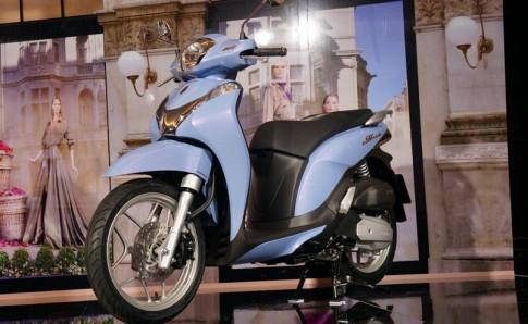 Honda SH Mode 2018 ra mat them mau moi tai thi truong Viet Nam
