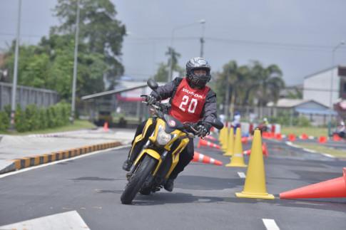 "Honda Viet Nam va hanh trinh chau A ""Honda Asian Journey"" dai hon 700km"