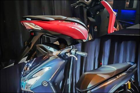 Lexi 125 2018 Dong xe duoc Yamaha chuan bi trong thoi gian dai
