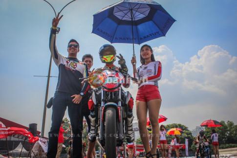 Những hình ảnh của giải đua Honda Dream Cup 2017