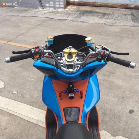 PCX 150 độ Dragbike sở hữu vẻ đẹp ngất ngây gà tây từ Biker Thái