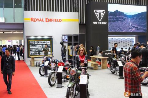 ROYAL ENFIELD CLASSIC được giới thiệu tại VIMS 2017