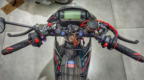 ' Sat thu ' Suzuki Raider 150 Fi do dep voi nua goc nhin cua biker Viet