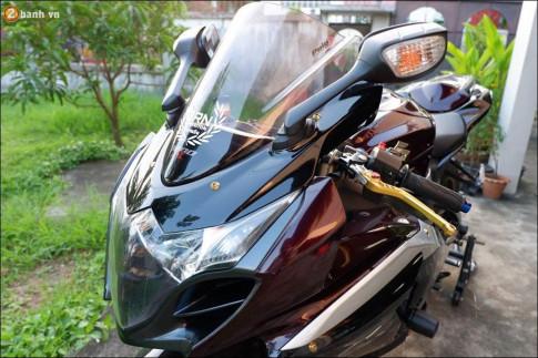 Suzuki GSX-R1000 ban do nhe nhang day nhiet huyet