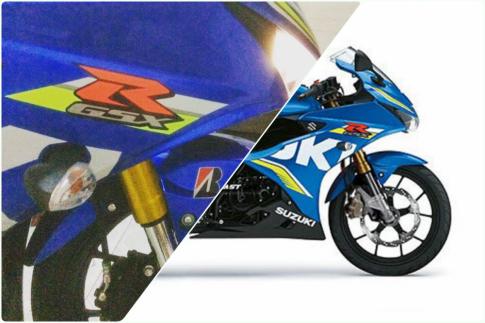 Suzuki GSX-R150 2018 se co them phien ban phuoc USD