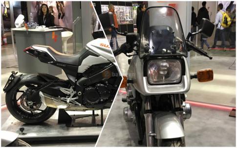 Suzuki Katana 2018 Concept chuan bi cho su hoi sinh huyen thoai